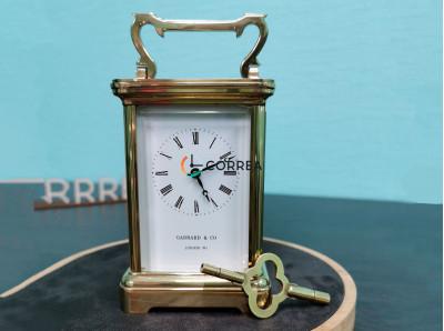 Ремонт каретных часов Garrard